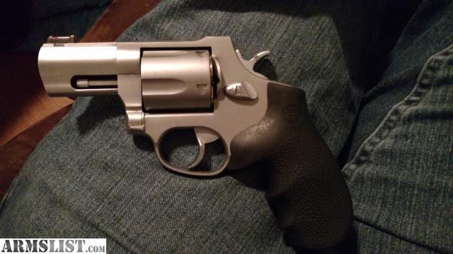 ARMSLIST - For Sale: Snub nose 4444 Magnum Snub Nose Revolver For Sale
