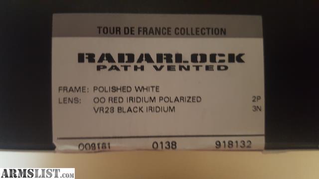 Radarlock Path Vented Tour De France