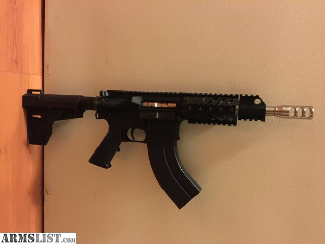 Armslist For Sale Trade Ar15 7 62x39 Pistol