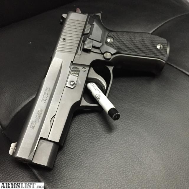 ARMSLIST - For Sale/Trade: P226 Sig Sauer 9mm Made in W ...