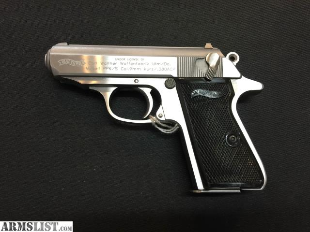 Armslist For Sale Walther Smith And Wesson Ppks