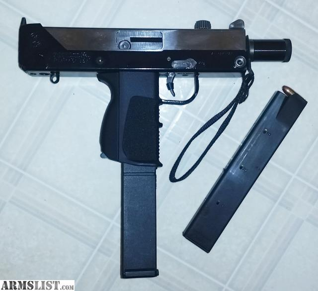 For Sale: Cobray M11 With Binary Trigger