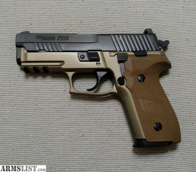 For Sale Trade Sig Sauer P229 9mm Tacpac With: For Sale/Trade: Sig Sauer P229 Combat 9mm