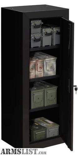 ammo storage cabinet armslist for stack on ammo cabinet from cabelas 10585