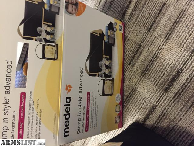 armslist for sale trade medela in style advanced