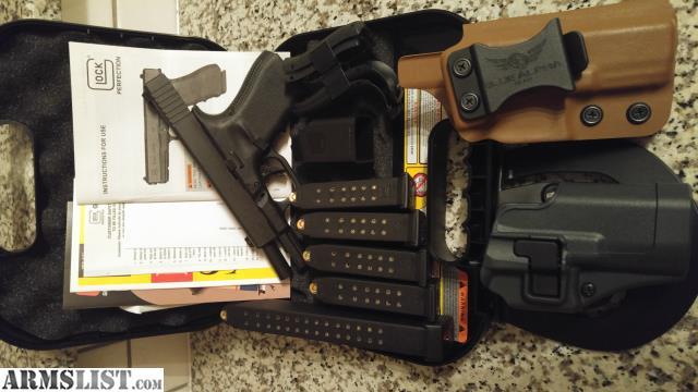 armslist for saletrade glock 19 gen 4 w holsters etc