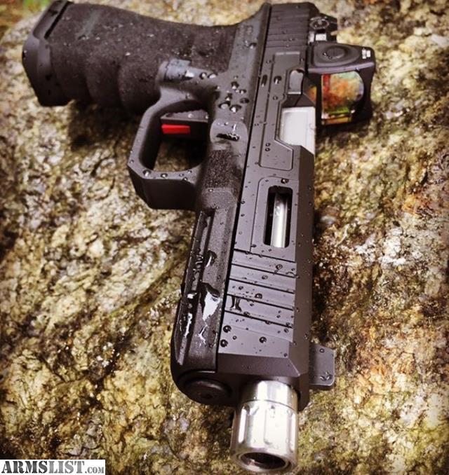 ARMSLIST - For Sale/Trade: Full custom Glock 17 gen4