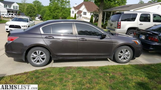 Armslist for sale trade 2011 honda accord for Honda accord 2011 for sale