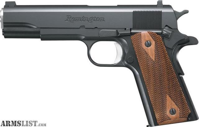 Armslist For Sale Rem R1 1911 45acp 5 Quot Fs Dt 7rd