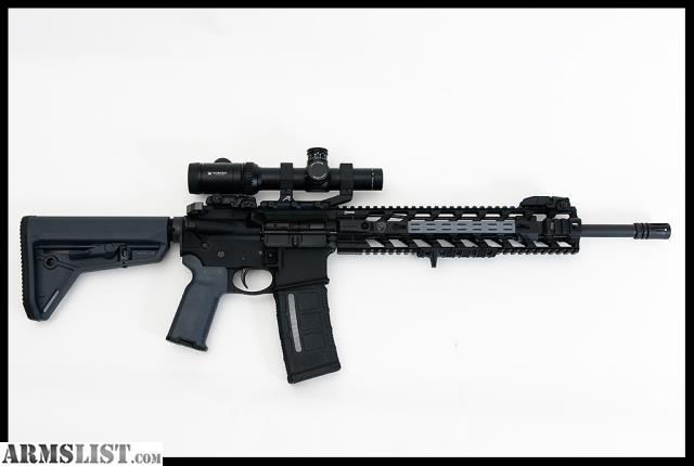 Armslist for sale trade vortex viper pst 1 4 mount