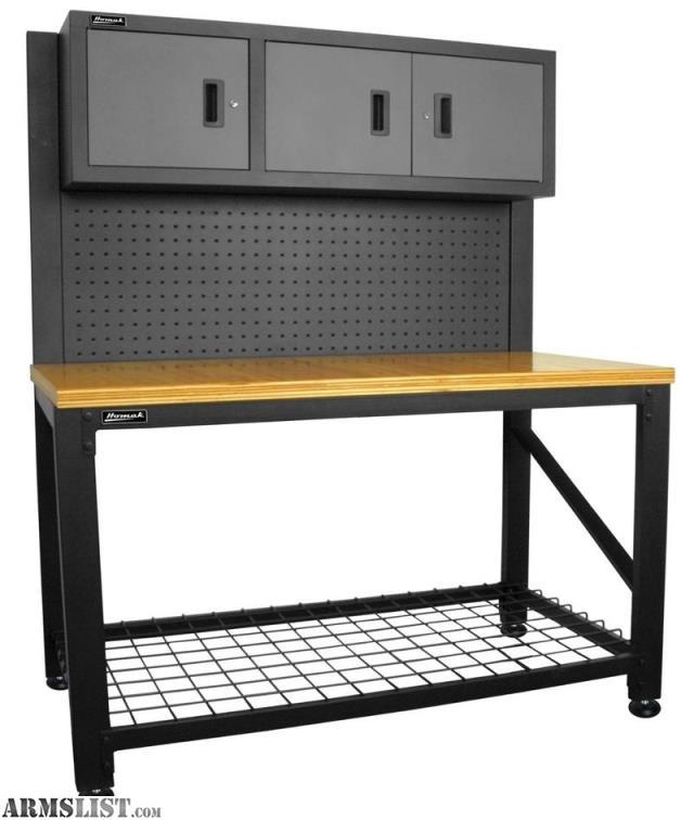 Armslist For Sale Homak Reloading Workbench Bench 59 3 Dr Ammo Workstation Industrial
