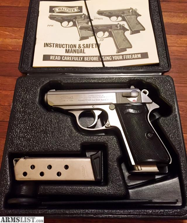 armslist for sale walther interarms ppk s 380 vgc rh armslist com Walther PPK S Parts Diagram walther ppk/s owners manual