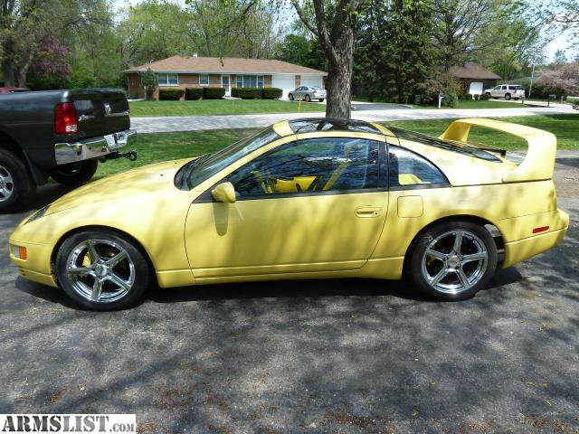 armslist for sale 1990 nissan 300zx twin turbo. Black Bedroom Furniture Sets. Home Design Ideas