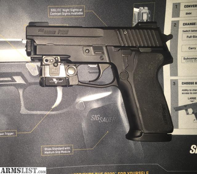For Sale Trade Sig Sauer P229 9mm Tacpac With: For Sale/Trade: Sig Sauer P229 Highly Modded