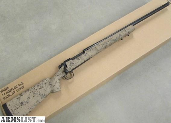 Armslist For Sale Remington 700 Ss 24 Quot Tb 5r Gen 2 300