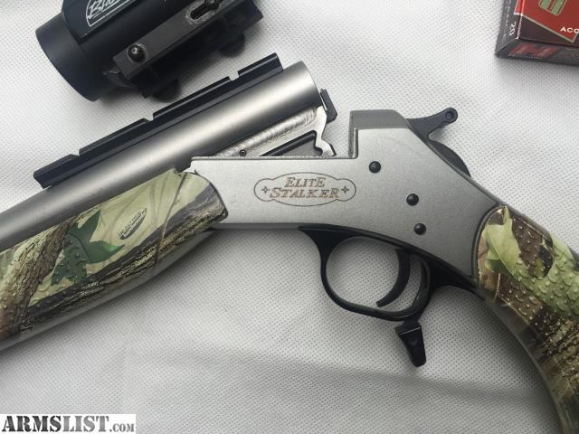 Armslist For Sale Cva Optim Elite Stalker Camo 223