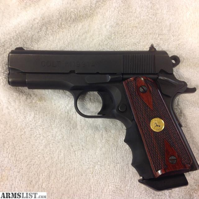 ARMSLIST - For Sale: Colt .45 Compact