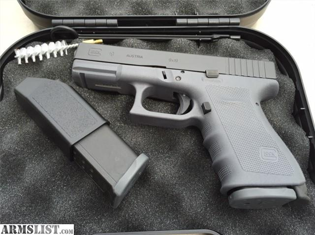 Vickers Extended Slide Release: For Sale: Vickers Glock 19