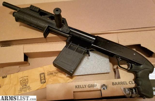 ARMSLIST - For Sale: REDUCED NEW TACTICAL MAG FED PISTOL