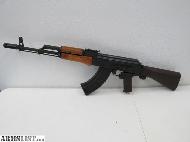 ARMSLIST For Sale C A I Romarm GP WASR 10 63 SA Cugir AK 47