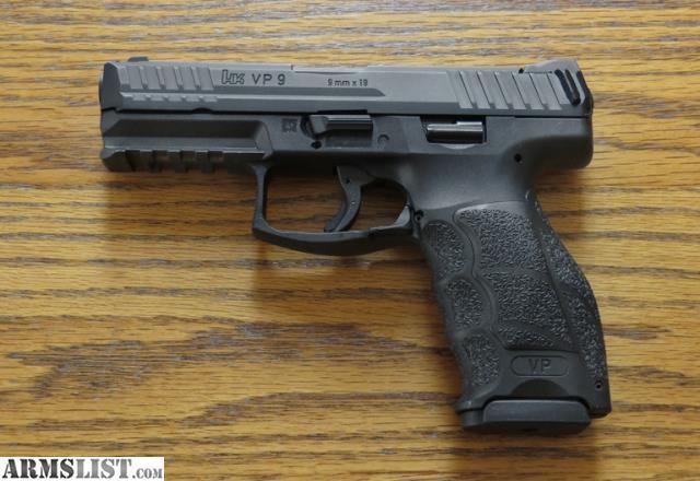 HK+Pistol+Values ARMSLIST - For Sale: ***PRICE REDUCED***HK VP9 Pistol ...
