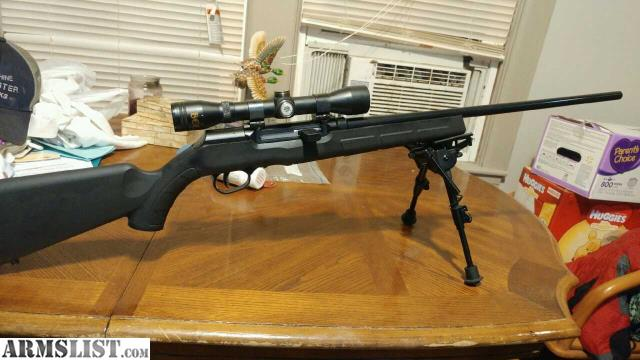 Motorcycles For Sale In Kansas City For Sale/Trade: Savage A17 w/Bipod