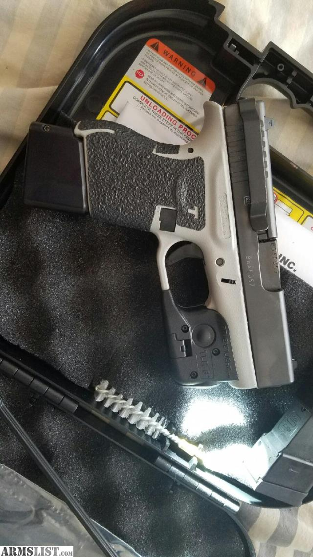 Armslist For Sale Trade Custom Glock 43