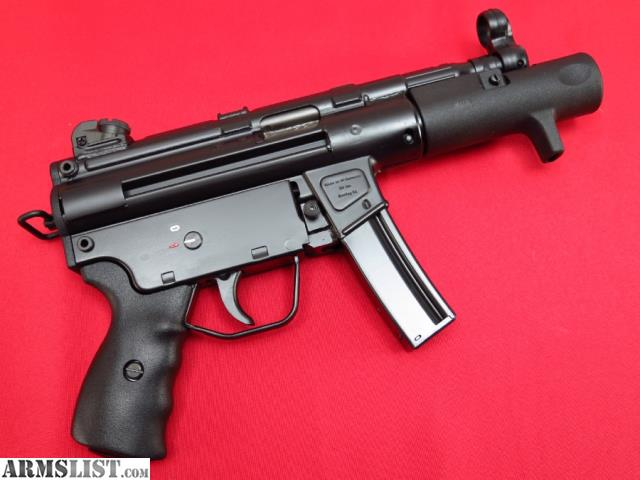 semi auto machine pistols