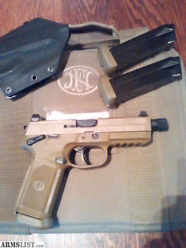 Armslist for sale fnx 45 tactical fde holster