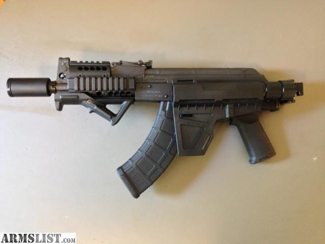 armslist for sale trade ak 47 mini draco pistol. Black Bedroom Furniture Sets. Home Design Ideas