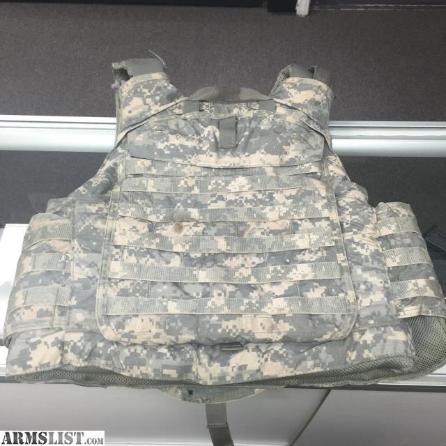 Armslist For Sale Point Blank Acu Body Armor U S Army