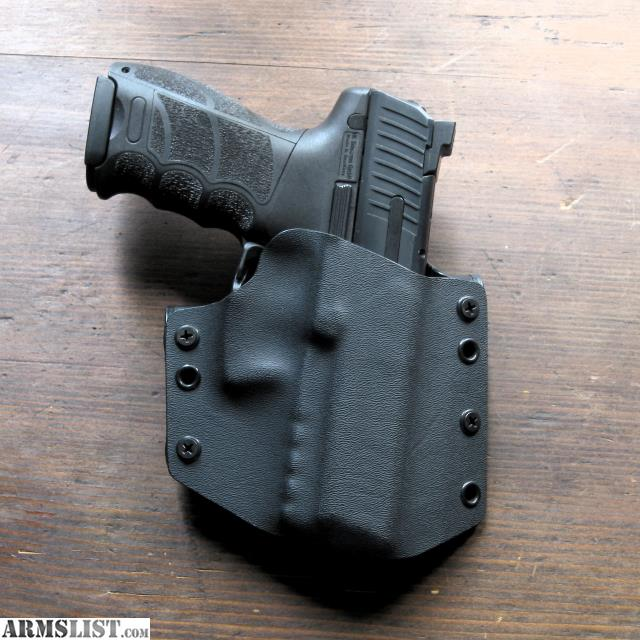 For Sale: Dark Star Gear Kydex OWB Holster For