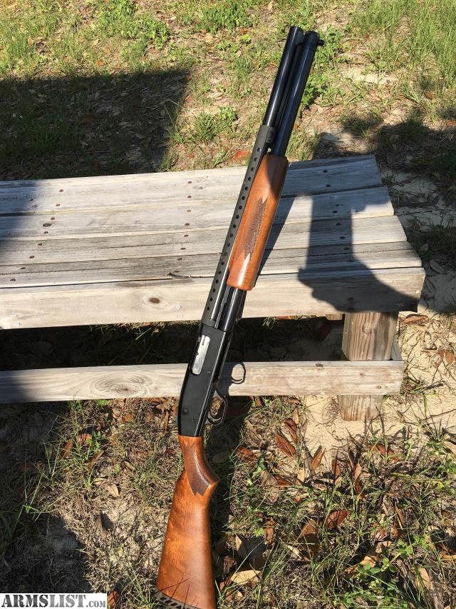 armslist for sale trade mossberg 500 7 plus 1 wood