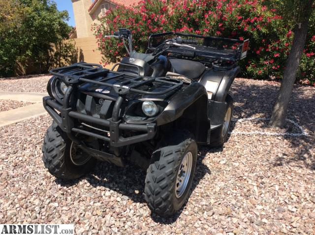 armslist for sale yamaha 660 grizzly. Black Bedroom Furniture Sets. Home Design Ideas