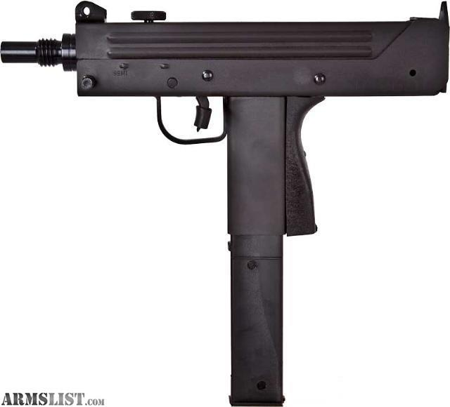 For Sale: Cobray M11 9mm With 32rd Mag, New In