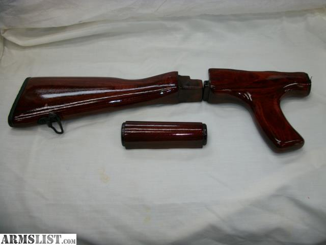 Armslist for sale ak47 furniture Ak 47 wooden furniture