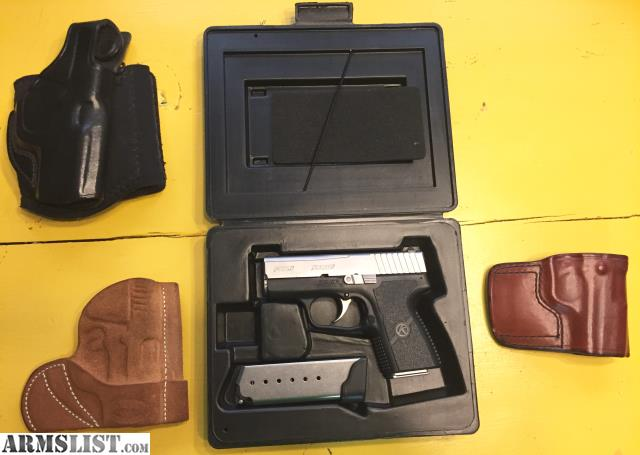 ARMSLIST - For Trade: Kahr PM9 + Holsters