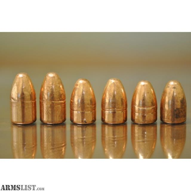 ARMSLIST - For Sale: Reloading Projectiles (9mm,  223, 45ACP)