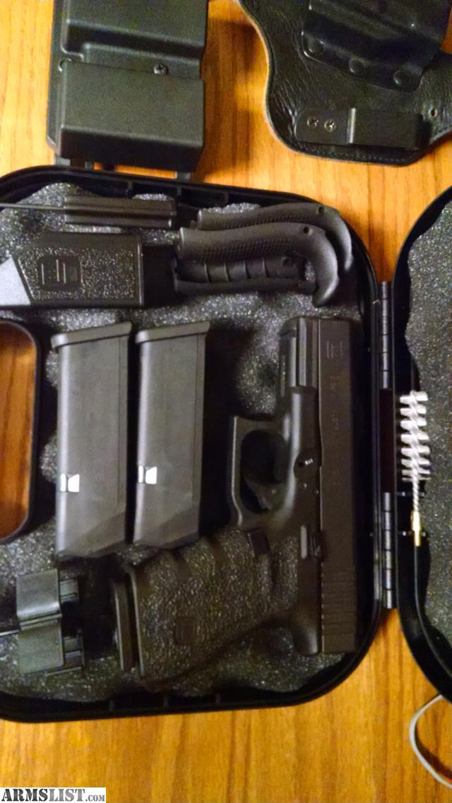 armslist for sale glock 19 gen 4 with holsters