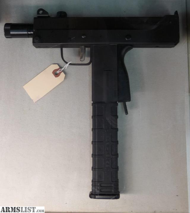 For Sale/Trade: MasterPiece Arms M11-9SA 9mm