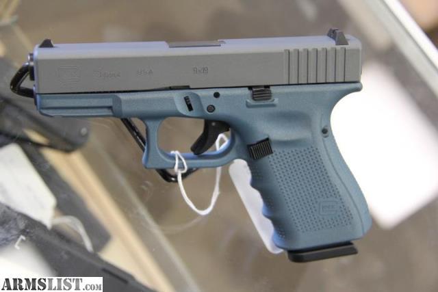 Armslist For Sale Glock 19 Gen 4 Two Tone Cerakote