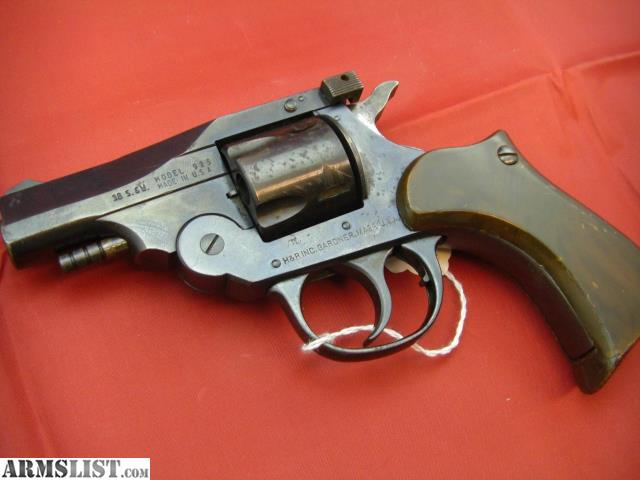 ARMSLIST - For Sale: H&R Model 925, 38 smith. $169.00