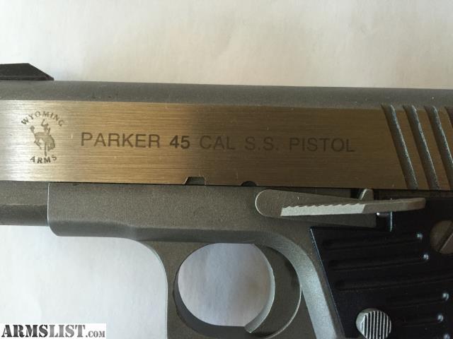 Dating parker 45