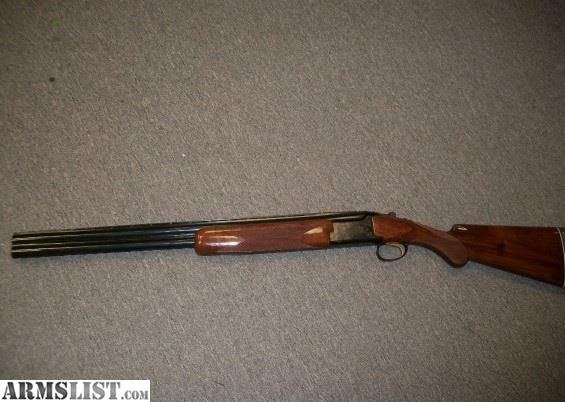 ARMSLIST - For Sale: Browning Lightning Field Citori 12 ...