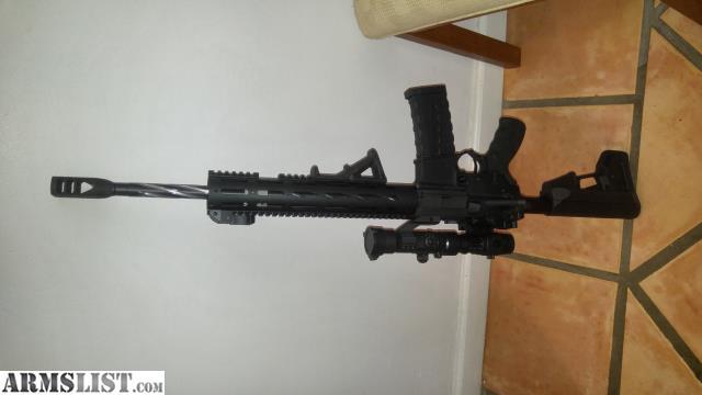 ARMSLIST - For Sale: Bear Claw AR15