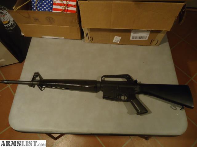 Armslist for sale ar15 armalite m16 model 603 replica - Replica mobel legal ...
