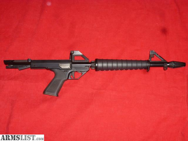 Calico M-100 .22 Rifle 22 Rifle Adj Stock For Sale at GunAuction ...
