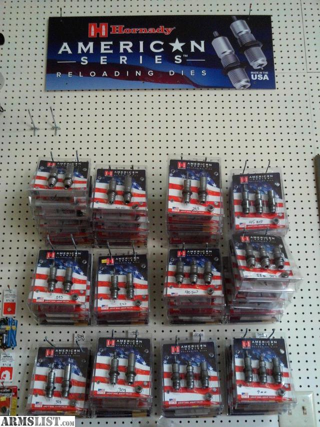 ARMSLIST - For Sale: Hornady American Series Reloading Dies