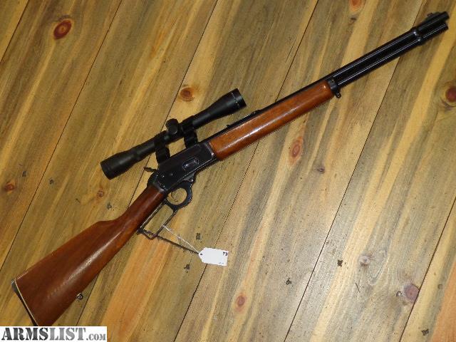 Armslist for sale marlin 1894 44 mag lever rifle jm barrel