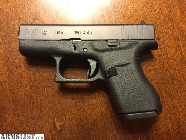 Armslist For Sale New Glock 42